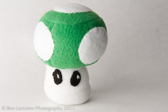 1 UP mushroom - Mario