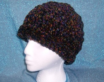Cozy Crocheted Hat