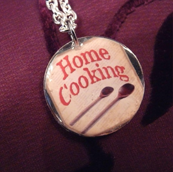 Home Cooking-Necklace R 9123