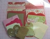 Be Loved Valentine's Day  mini album kit