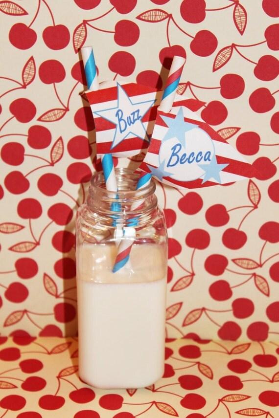 10 milk bottles beverage bottles clear plastic with lids. Black Bedroom Furniture Sets. Home Design Ideas