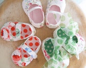Baby Shoe Pattern - SALE 2 for 1 Combo Pack - Click for Details