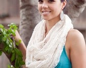 Anthropologie Inspired Chunky Infinity Scarf ONLY TWO LEFT By Jaxon Jill Designs