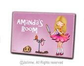 Personalized door sign, kids door signs, kids door plaque, door sign custom, nursery door sign, baby door hanger, kids wall art, nursery art