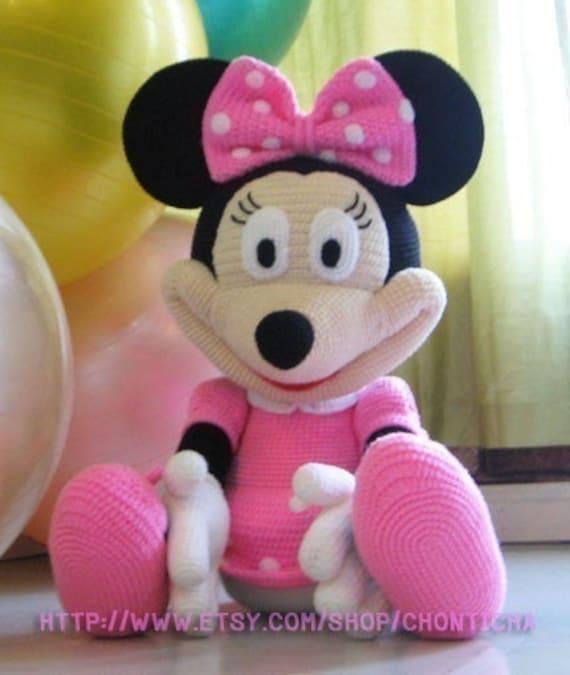 Amigurumi Minnie Mouse Craftbnb