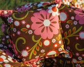 Boutique Shopping Cart Cover (Indian Summer Brown) Shopping Cart Cover for a Girl