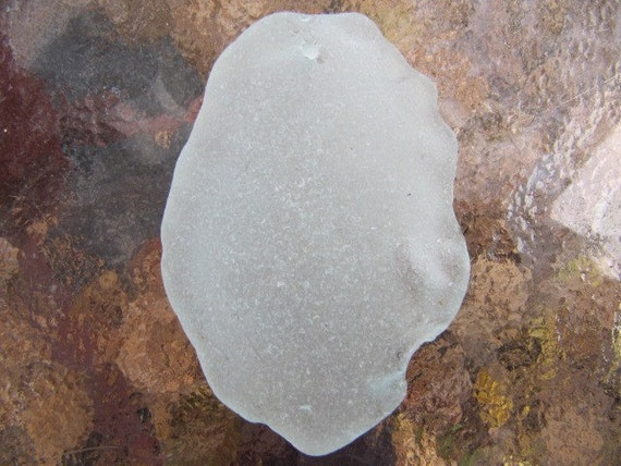 Genuine Sea Glass, Seafoam Green