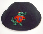 University of Florida Go Gators Embroidered Yarmulke Kippah for Special Occasions