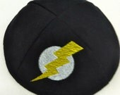 Custom Embroidered Yarmulke Kippah for a Special Occasion