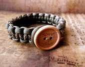 I Love My Soldier -You Choose your Colors for a Custom Paracord Bracelet