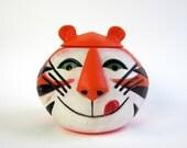 Kellogg's Tony the Tiger Plastic Cookie Jar 1968