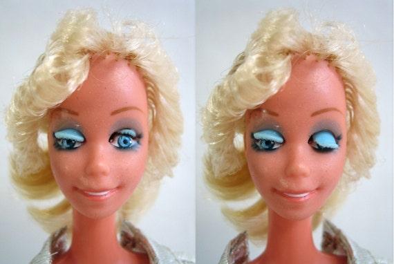 Sale // Western  Barbie Doll in Original Box 1980