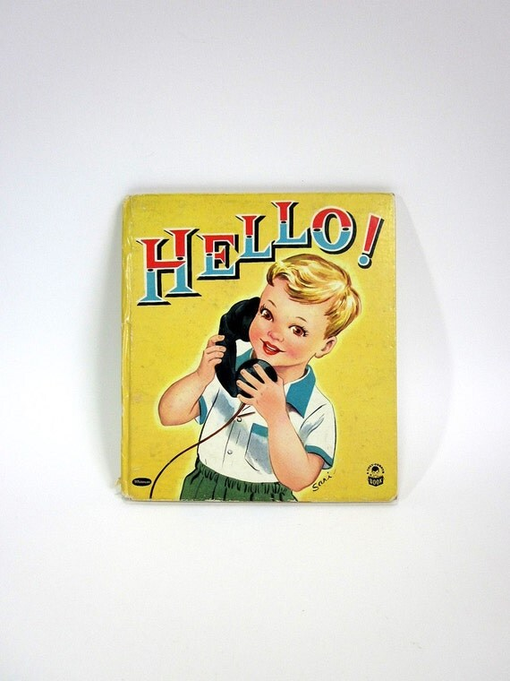 reserved for kira // Hello by Alice Hanson 1955
