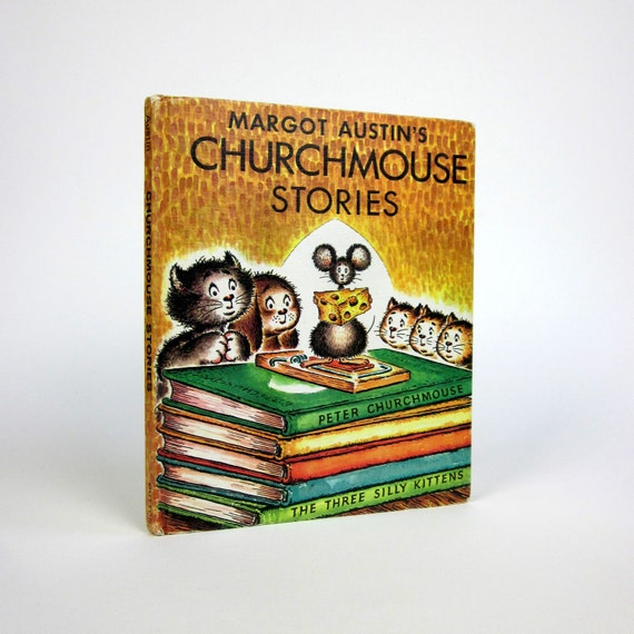 Churchmouse Stories by Margot Austin 1957