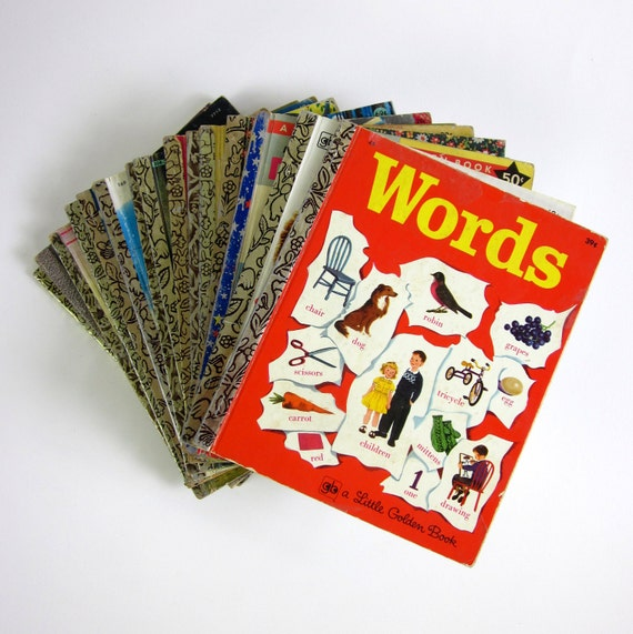 A Little Golden Book Instant Collection 70s / Set of 16