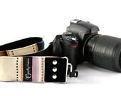 """Navajo Cream 2"""" SLR/DSLR Camera Strap"""