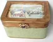 Church Trinket Box