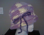 Girl Crochet Hat  Toddler Hat   Gift    Accesorie  Custom Orders Welcome