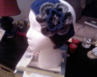 Crochet Headband Earwarmer Winter Accessorie Girls Hair Accessorie  Custom Orders Welcome