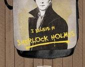 i believe in SHERLOCK HOLMES /choose one/ - shoulder bag
