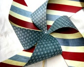 Independence Day Pinwheel set of 2 by Rule42 LIMITED EDITION