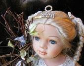 Vintage Tiara/Crown Fit For A Princess