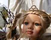 Vintage Tiara/Crown For Your Princess