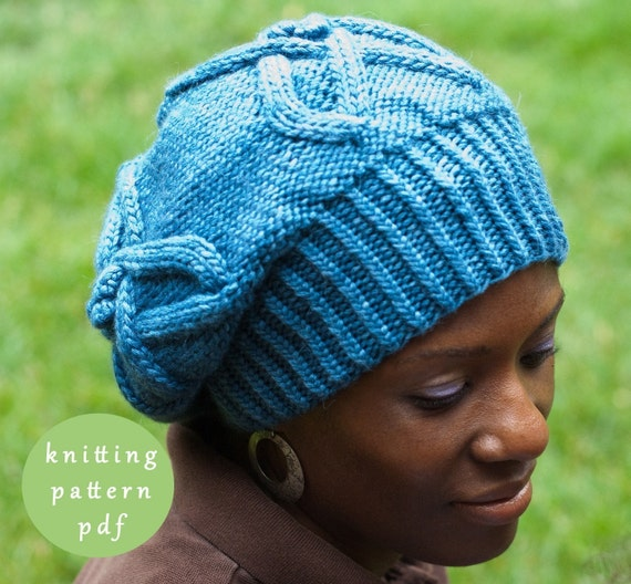 Knitting Pattern Toque : Unavailable Listing on Etsy
