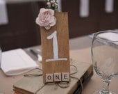 Custom listing for Jawesomecourt Table Numbers