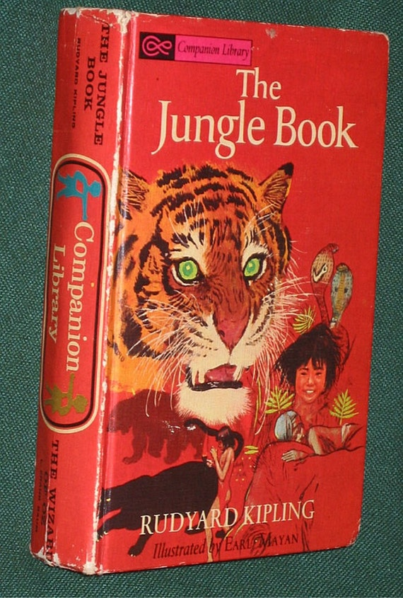 book review of the jungle book written by rudyard kipling