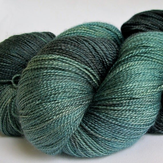 Silk and Baby Camel Lace Yarn