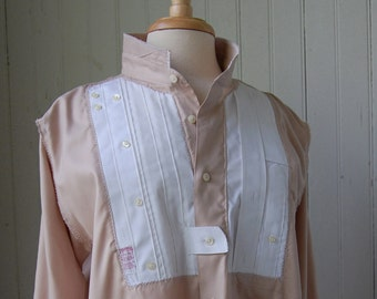 Eco friendly Tuxedo Shirt, WAS 184 NOW 46