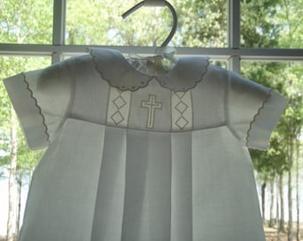 Christening Gown and Slip