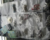 Studs Brads Concho decorative lot wholesale NEW over 100