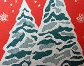 Vintage Paper Ephemera. 1930s Christmas sheet music.