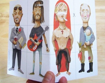 Greeting card - Make Your Own Man