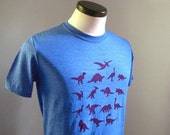 Dinosaur T Shirt Women's and Men's