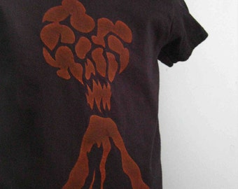 Volcano Kids Organic T Shirt