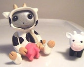 Mad Cow Robot