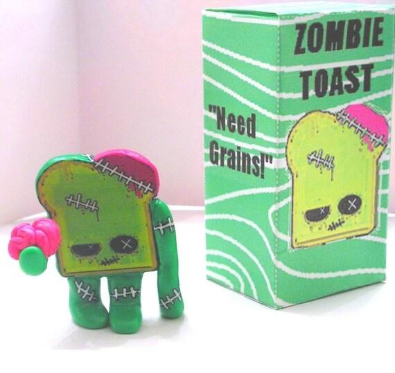 Zombie Toast(V2)