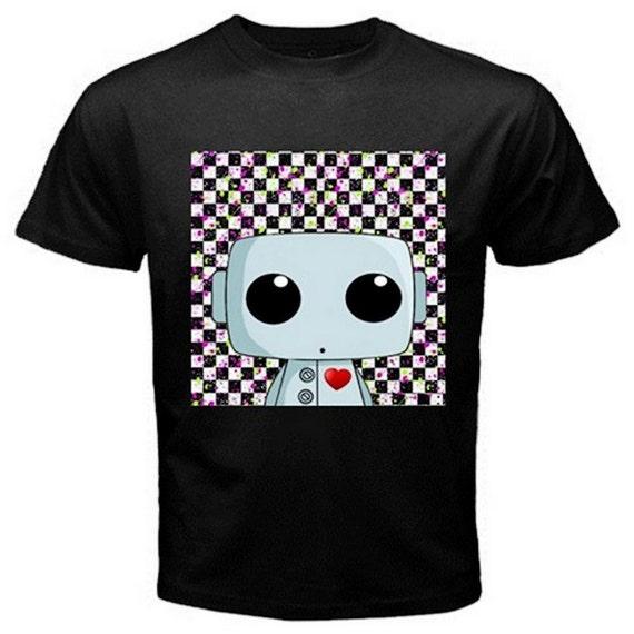 Bit Bit Robot 13 Tshirt