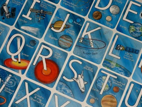 solar system alphabet - photo #3