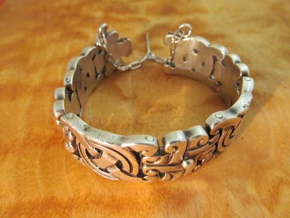 William Spratling Bracelet Taxco Classic
