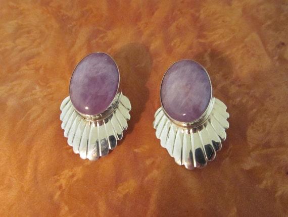 Tim Guerro Earrings Silver
