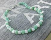 Ocean Gems Beaded Necklace