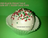 Christmas Truffles BOGO Black Friday Sale. Order yours today.