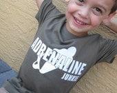 Baby / Kids Motorcycle T-Shirt - Adrenaline Junkie