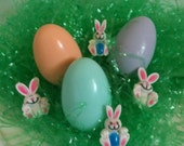 Set of 2 Bunny Egg Soaps