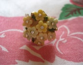 Shabby Floral ...Ring