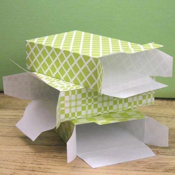 PRINTABLE TEMPLATE  - The Perfect Gift Box